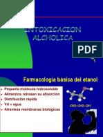 Intox. Alcohol Medicamentos