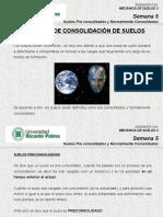 7.0 Suelos Preconsolidados y Normalmente Consolidados (MSD)