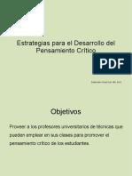 estrategiasparaeldesarrollodelpensamientocritico-130307203013-phpapp01.ppt