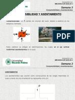 5.0 Compresibilidad y Asentamientos (MSD)