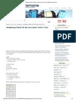 Menghitung (Tabel) HP Dan Arus Motor Listrik 3 Fase _ Elektronika Bersama