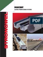 Precast Trench Drain System