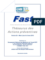 Fast Thesaurus