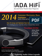 Canada HiFi 2014 February and March