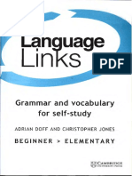 Language Links Beginner
