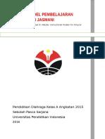 Cover Model Model Pembelajaran Pendidikan Jasmani