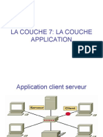 1. Principe de La Couche Application