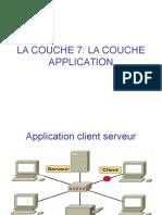 1. Principe de La Couche Application