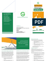CCC- Climate Change Canberra guide