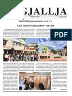 """Gazeta """"Ngjallja"""" Shtator 2016"""