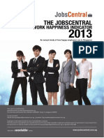 2013 JobsCentral Work Happiness Indicator Survey Report.pdf