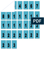 Cifre Pt Calendarul Naturii