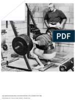Bodybuilding - Weightlifting Training Database Book