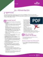 Pregnancy advice in Spanish
