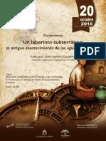 2016-10-20 Cartel Antiguo Abastecimiento Aguas Córdoba