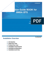 8900A Installation Guide Book