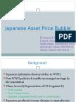 Japananese Asset Bubble