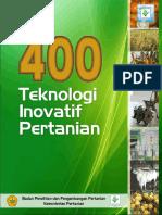 400 Teknologi Inovatif Pertanian terbarukan