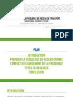 ENSEM Réglage de la variation de la fréquence dans un réseau électrique ex ONEE Maroc