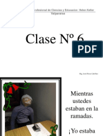 Clase N° 6 - Ped. Dif. del DM II - DM y Tec. de Tr. - 2016 - Sin Videos