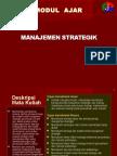 Modul Ajar Manajemen Strategi