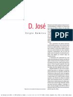 D. José