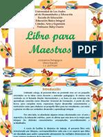 Libro Para Maestros de Arte y Expresion. Maria Scarpati PDF
