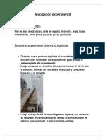 Descripción experimental.docx