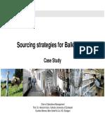 Strategic Sourcing 2015_Case Study