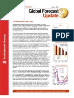 JUN 01 Scotiabank Group Global Forecast Update