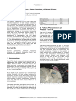 CT Failure Diagnostic Paper ITMF 2011 Junaidi