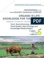 Organic is life. Knowledge for tomorrow 2011 Korea.pdf