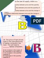 Economy Presentation