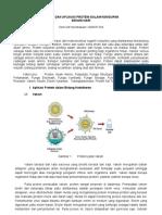 LTM Protein Aplikasi