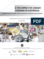 CRLF Maximising the Impact of Cancer Research Funding in Australia