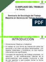 Concepto Ampliado Del Trabajo 07-Enrique de La Garza
