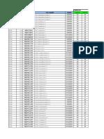 Parameter Audit_ From Mariyln