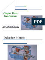 3.1 Induction Machines Part One