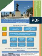 Marco Lógico ECR Nogales (Resumen)