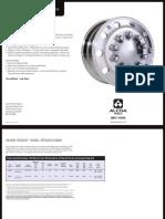 Severe Service Wheels Sell Sheet