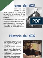 01 Origen e Historia de Los Sig