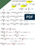 5.5 Derivada Trigonometrica