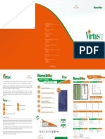 Renesola Virtus II 250 255 260W Data Sheet April 2013 RENVU