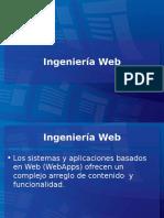 Presentacion IngenieriaWeb