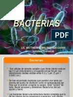 Bacterias - asesinas