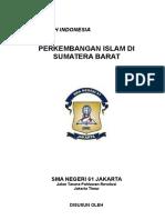 Makalah Kerajaan Islam di Sumatera Barat.docx