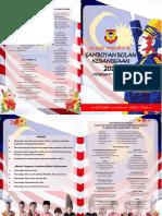 Majlis Penutupan Bulan Kebangsaan 2016