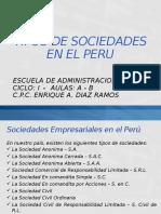 14 Sociedades