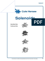 Cole Hersee Solenoids