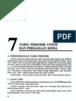 Bab7-Tabel Periodik Unsur Dan Persamaan Kimia